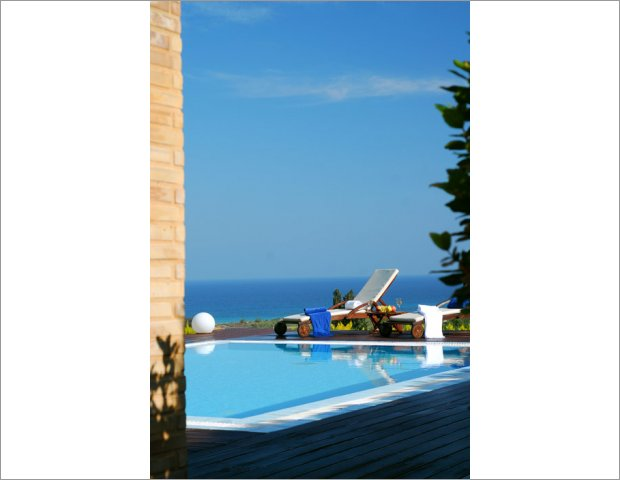 One of our Villas in Zakynthos