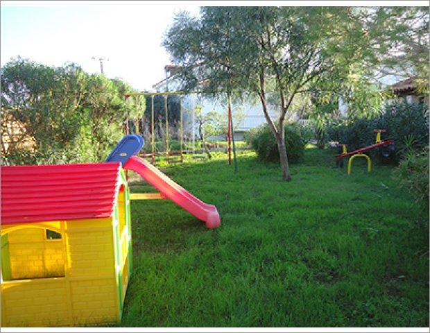 Childrens Playground Valentino Apartments, Vasilikos Zakynthos