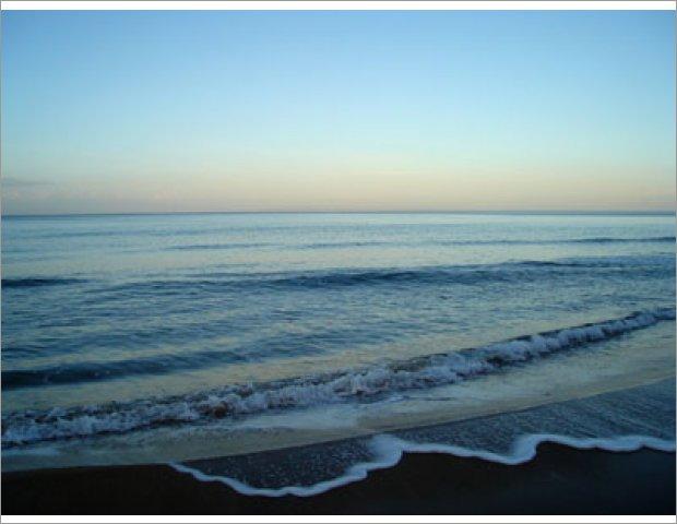 Crystal clear Sea Water at Ionio Beach
