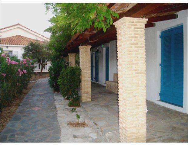 Danae Studios in Zakynthos, Vasilikos