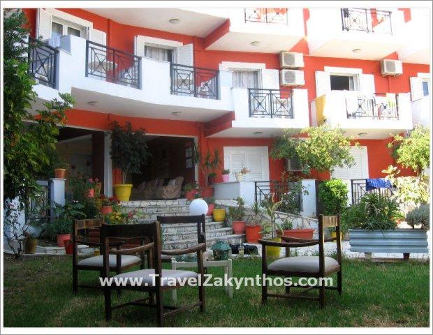 Avra Studios Alykes : Apartments Zakynthos