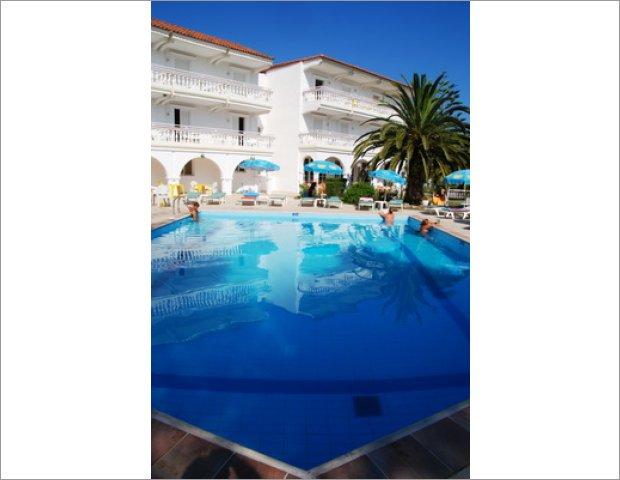 Jupiter Hotel in Zakynthos Tsilivi