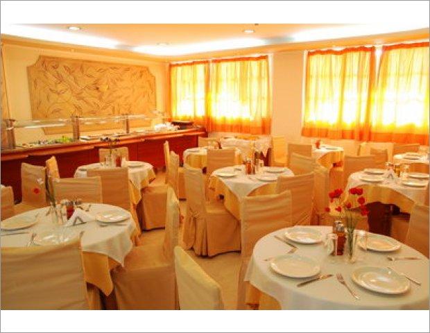 Jupiter Hotel in Zakynthos Restaurant