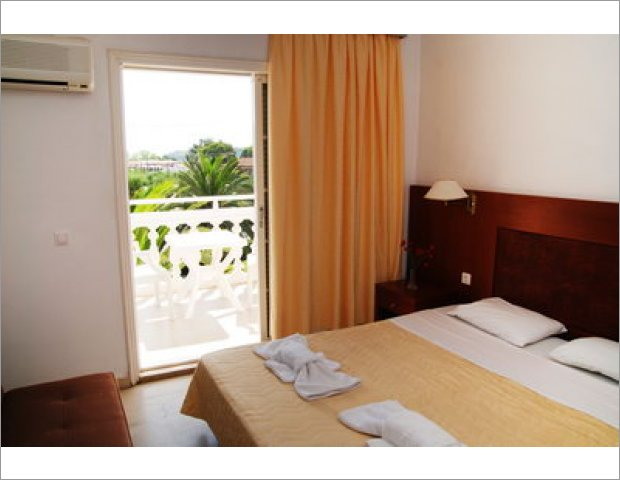 Jupiter Hotel in Zakynthos, Tsilivi Rooms